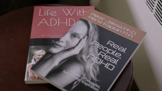 Books about living with ADHD