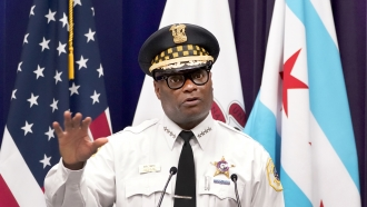 Chicago Police Superintendent David O. Brown.