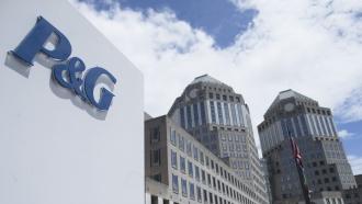 The Procter & Gamble headquarters complex
