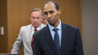 Former Minneapolis police officer Mohamed Noor.