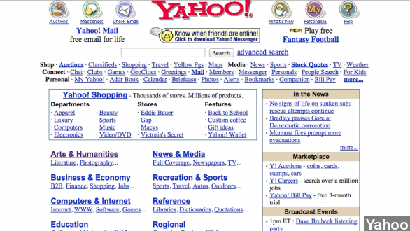 Yahoo's Directory Is Closing, But Where's The Send-Off? (VIDEO)