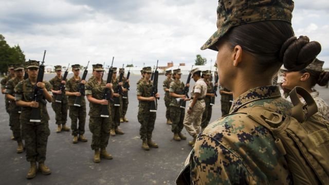 Nude-Photo Scandal May Expand Beyond Marines United