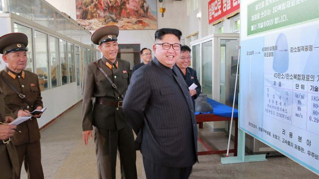North Korea Is Closing In On A Sixth Nuclear Test
