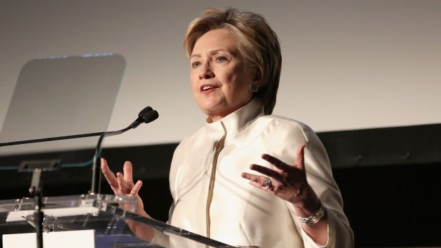 Democrats Are Sick Of Hearing About Hillary Clinton's Damn Book Tour
