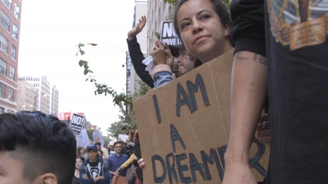 Protecting DACA Recipients Could Hold Up The Government Funding Deal