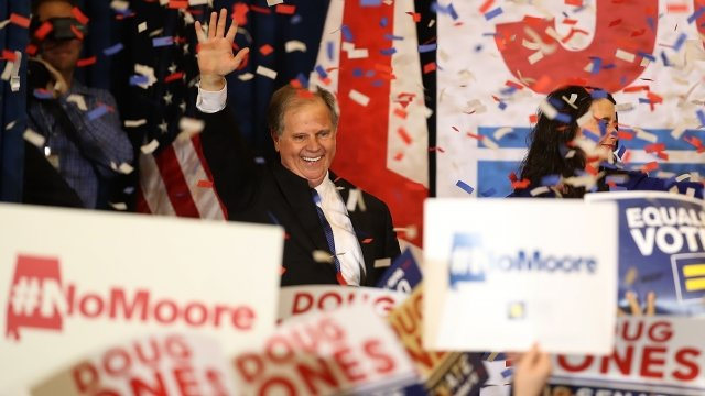 How Doug Jones Pulled Off A Huge Upset In Alabama