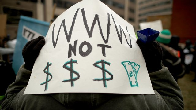 How Getting Rid Of Net Neutrality Will Change The Way You Click