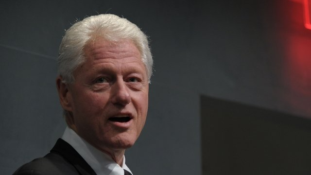 Bill McCollum Shares His Experience Working On The Clinton Impeachment