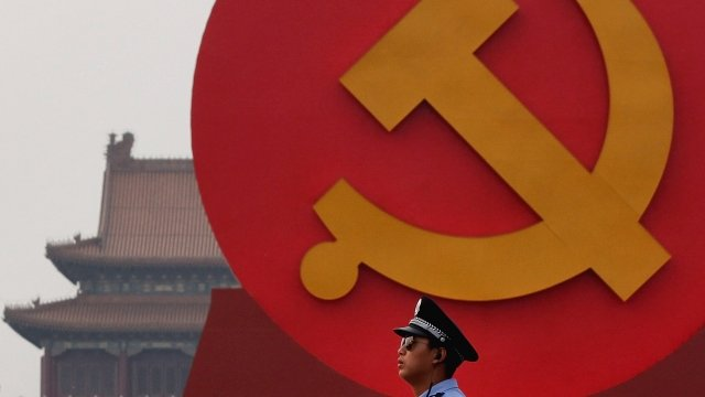 In 2018, Communism Lives On In China — Here's What It Looks Like Now