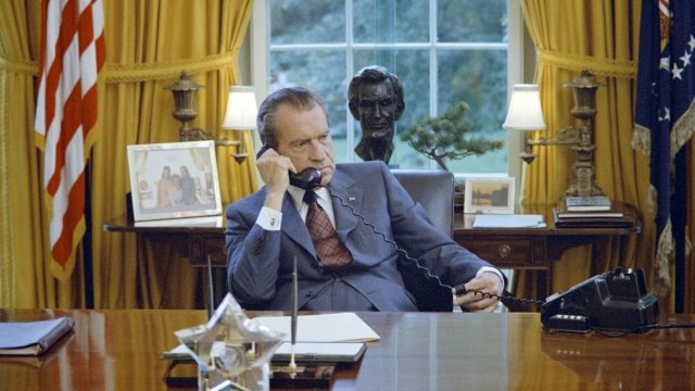 The Saturday Night Massacre: No Deaths, But Plenty Deadly For Nixon