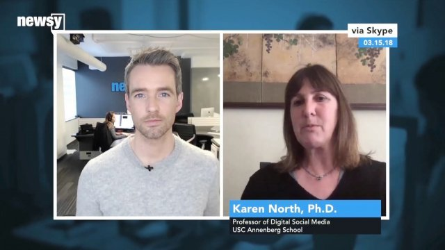 Karen North Shares The Possible Impact Of Social Media Influencers