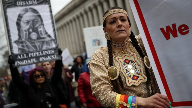 Native American History Is A Dark Precursor To Their Inequality Today