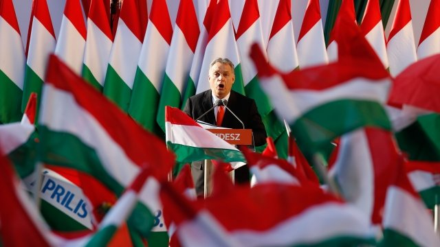 Authoritarianism Is Making A Comeback, And Hungary Sets The Standard