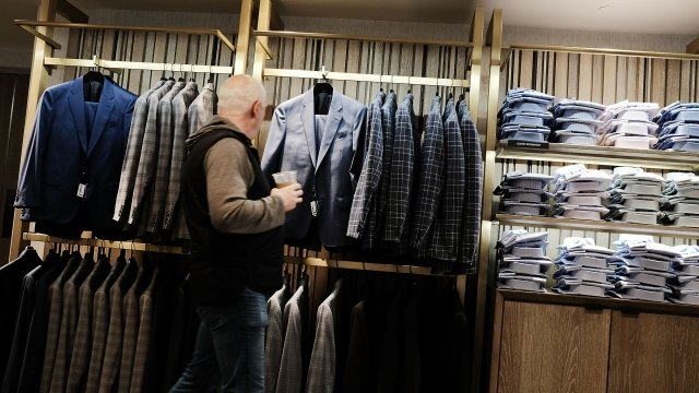 As Women's Plus-Size Expands, Men's Fashion Is Still Focused On Skinny