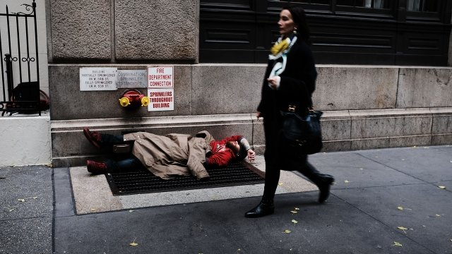 Rising Rent In America's Largest Cities Is Increasing Homelessness