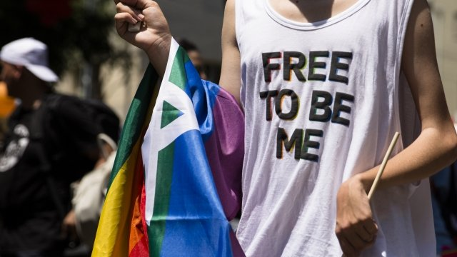 The History Of Pride In America