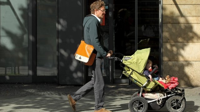Single Fathers Are At Higher Risk For Health Concerns