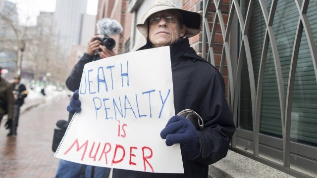 Public Support For The Death Penalty Is On The Decline