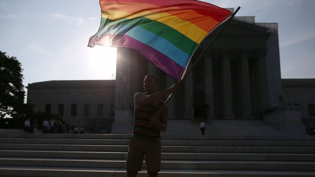 How The Rainbow Flag Became A June Staple