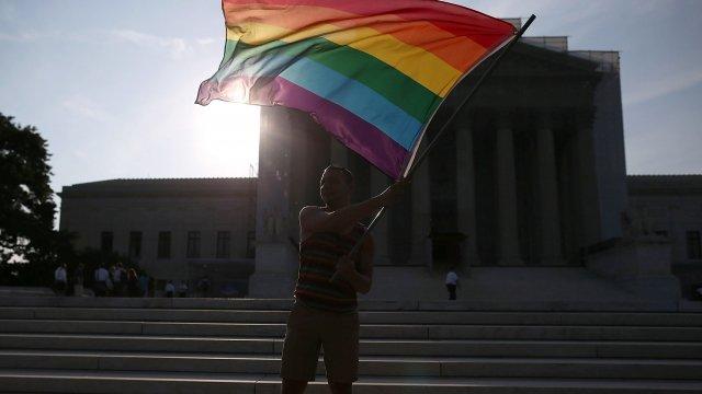 How The Rainbow Flag Became A June Staple