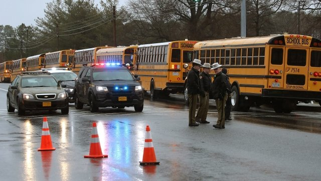 The Number Of School Resource Officers Is Growing