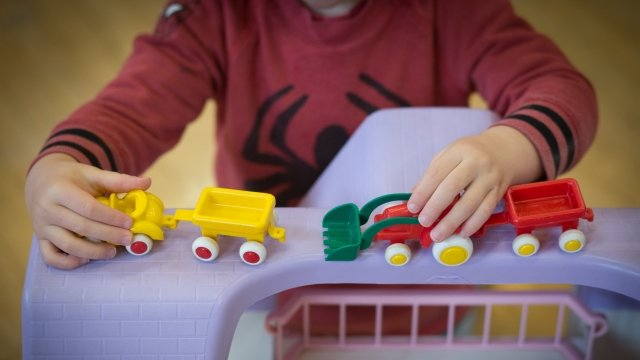 How Children's Toys Can Create Stereotypes