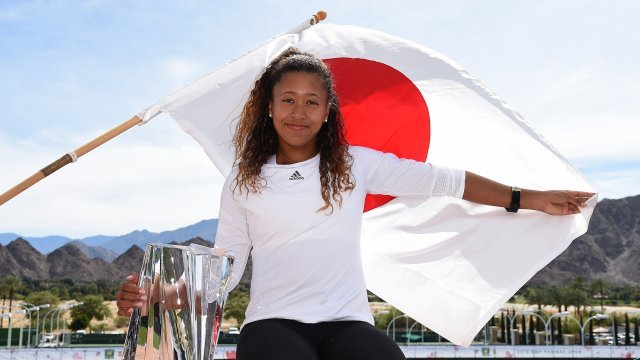 How Tennis Star Naomi Osaka Is Redefining 'Japanese'