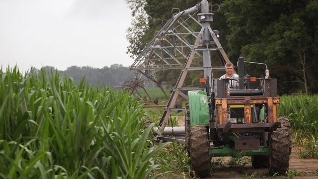 Where Is The Farming Industry Headed?