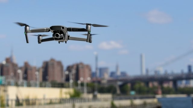 FBI Director Says Drones Will Likely Be Used In Terrorist Attacks