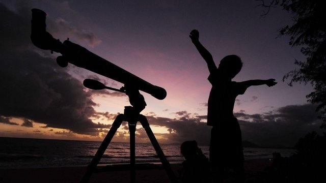 The Day Ahead' Asks: Are We Alone In The Universe?