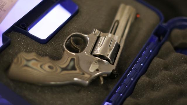 Gun Control Legislation Moves Forward In Congress