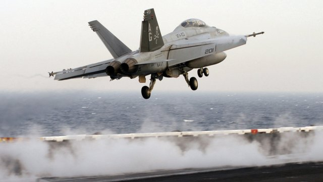 US Warns Airlines Of Potential Risks Of Flying Over Persian Gulf