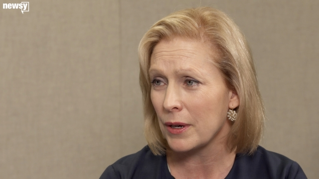 Gillibrand Talks Iran, Impeachment And Health Care With Newsy