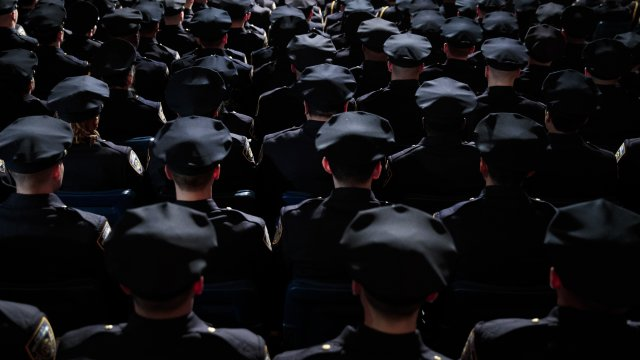 Why Outsourcing U S  Police Policy Concerns Some Citizens (VIDEO)