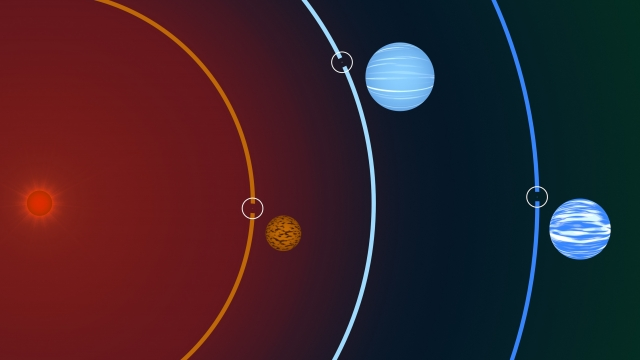NASA Satellite Finds 3 'Missing Link' Exoplanets