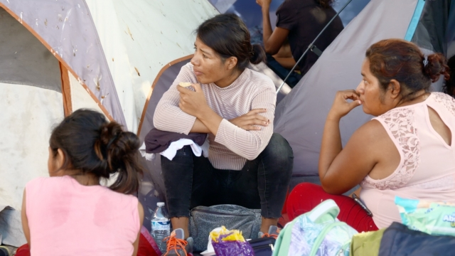 Asylum Officers: Pregnant Migrants Kept In Mexico To Prevent US Births