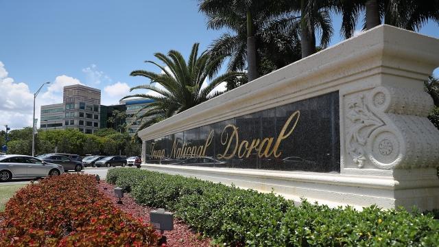 President Trump Will Host Next G-7 Summit At His Florida Resort