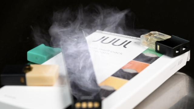 Juul Labs Inc. Stops Selling Fruit, Dessert E-Cigarette Flavors