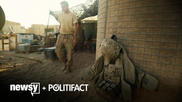 What The Fact: U.S. Deployments In The Middle East