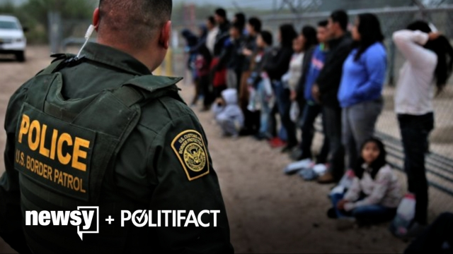 What The Fact: Illegal Immigration Rates