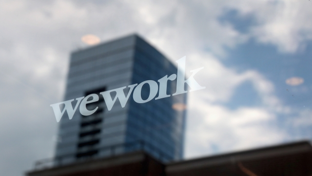 WeWork to Lay Off 2,400 Employees (VIDEO)