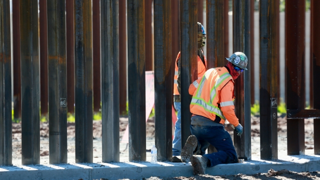 Report: Maintaining Border Wall May Balloon Its Costs Over Time