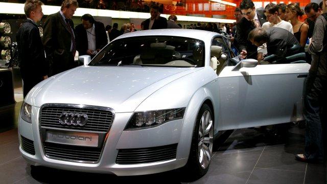 Audi Recalls Over 100,000 Vehicles Over Takata Airbag Issue