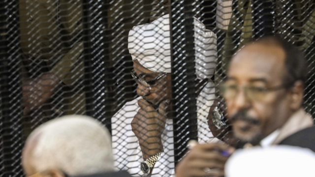 Sudan To Hand Over Ex-President For War Crimes Trial