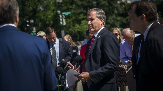 Texas Asks U.S. Supreme Court To Strike Down California's Travel Ban
