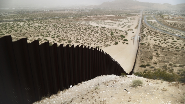 Trump Administration Plans To Divert Additional $3.8B For Border Wall