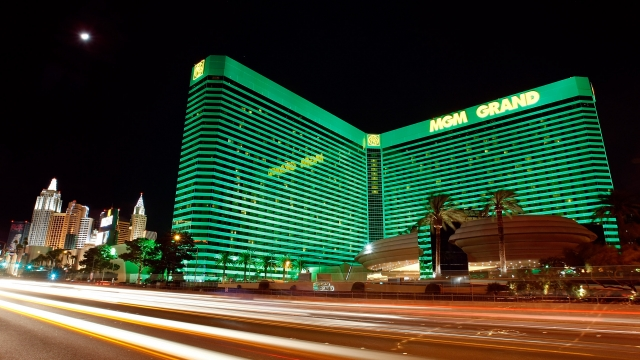 Personal Information Of 10 Million MGM Hotel Guests Posted Online