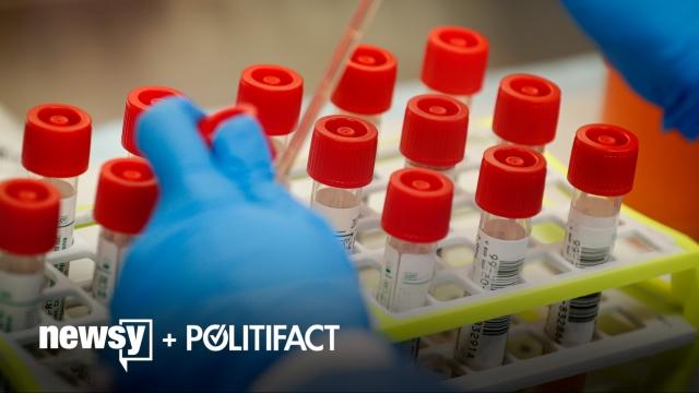 What The Fact: Testing For Coronavirus