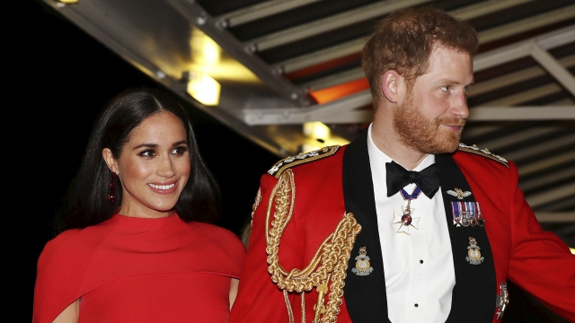 Duchess Of Sussex's First Post-Royal Job Is With Disney