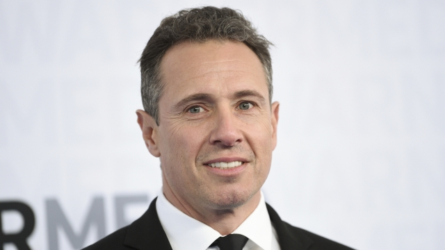 CNN's Chris Cuomo Has The Coronavirus